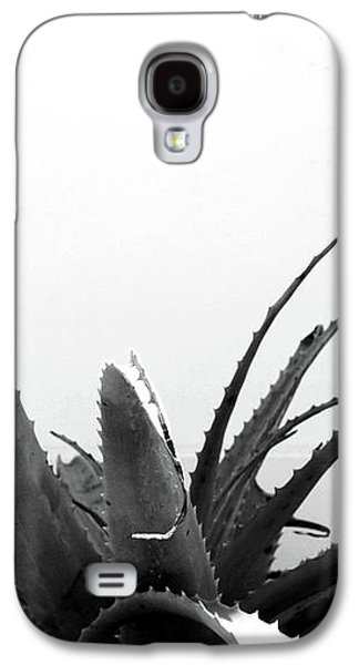 Wild Succulent-  By Linda Woods Galaxy S4 Case by Linda Woods