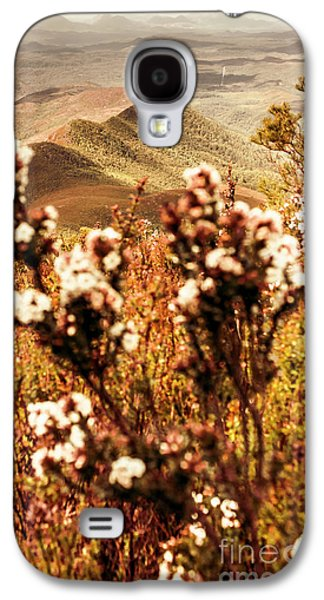 Wild West Mountain View Galaxy S4 Case by Jorgo Photography - Wall Art Gallery