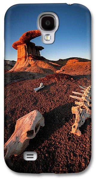 Wild Wild West Galaxy S4 Case by Edgars Erglis