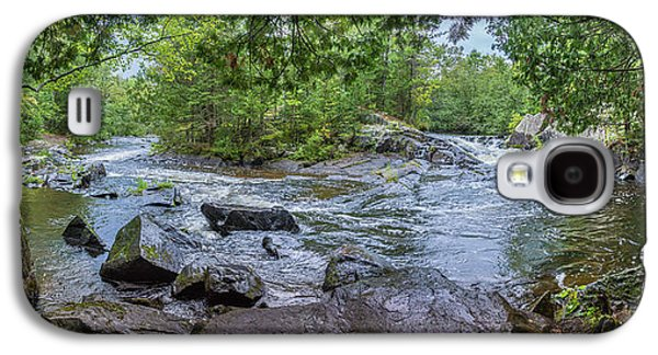 Galaxy S4 Case featuring the photograph Wilderness Waterway by Bill Pevlor