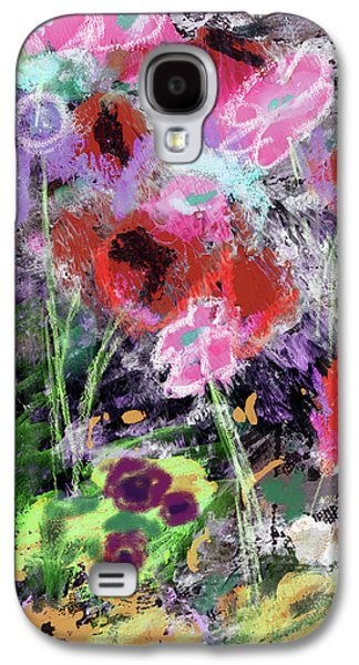 Wildest Flowers 2- Art By Linda Woods Galaxy S4 Case