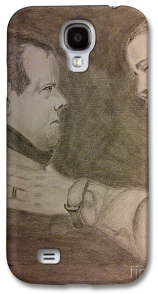 Obama Helps The People Of Jersey Galaxy S4 Case