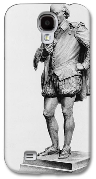 William Shakespeare 1564 To 1616 Galaxy S4 Case by Vintage Design Pics