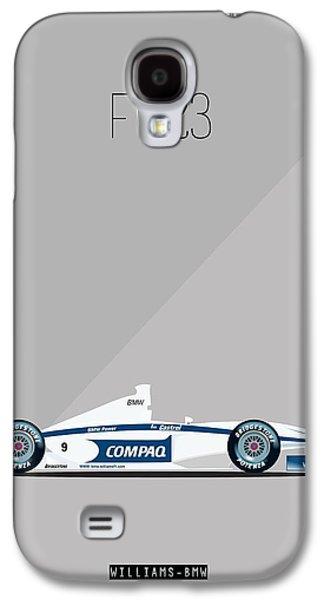 Williams Bmw Fw23 F1 Poster Galaxy S4 Case