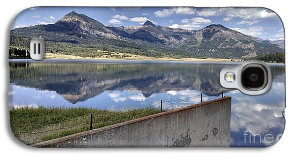 Williams Creek Reservoir  Galaxy S4 Case