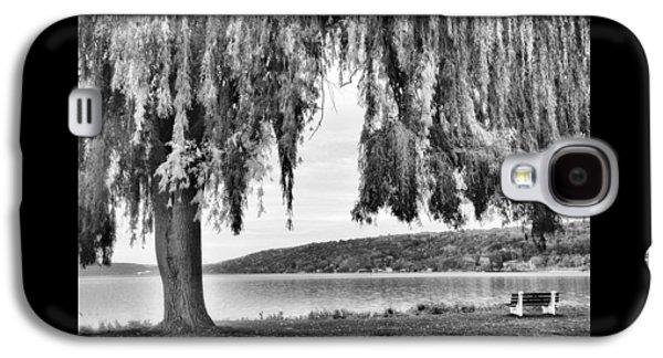 Willows Of Lake Cayuga Galaxy S4 Case