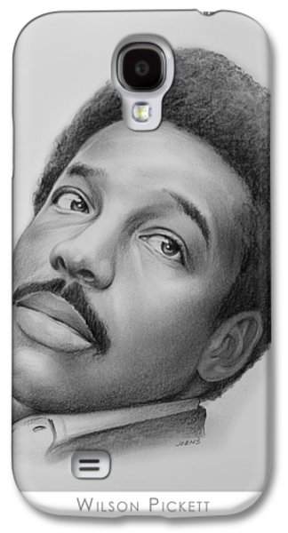 Wilson Pickett Galaxy S4 Case