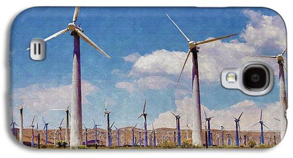 Wind Power Galaxy S4 Case