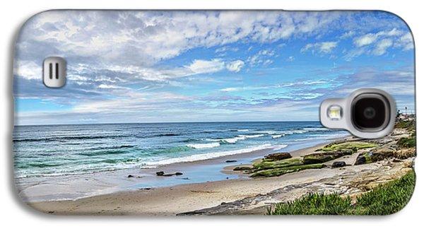 Windansea Wonderful Galaxy S4 Case by Peter Tellone