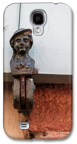Window Shutter Holder Galaxy S4 Case