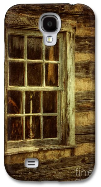 Window To The Past Galaxy S4 Case by Lois Bryan