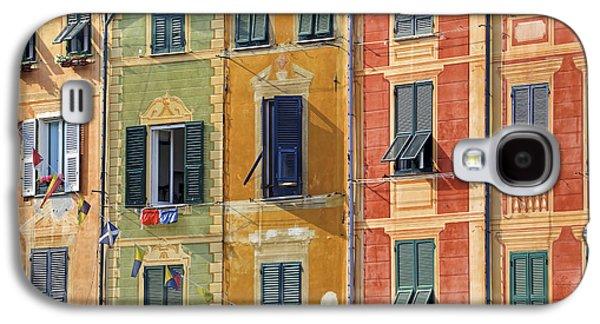Windows Of Portofino Galaxy S4 Case by Joana Kruse