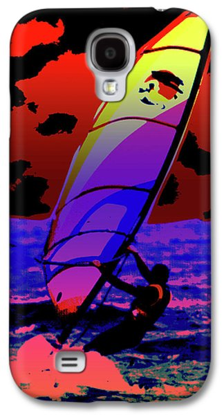 Windsurfer Galaxy S4 Case