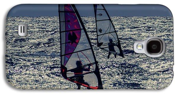 Windsurfers Galaxy S4 Case by Stelios Kleanthous