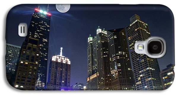 Windy City Galaxy S4 Case by Frozen in Time Fine Art Photography