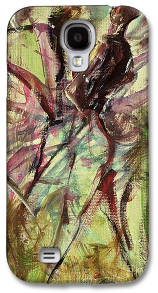 Windy Day Galaxy S4 Case by Ikahl Beckford