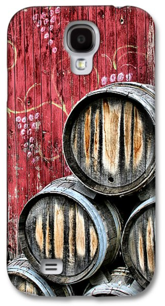 Wine Barrels Galaxy S4 Case