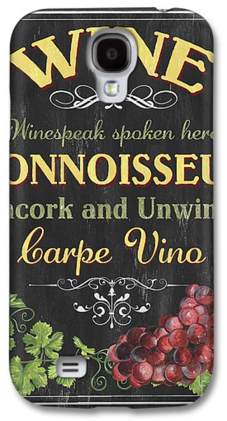 Wine Cellar 2 Galaxy S4 Case by Debbie DeWitt