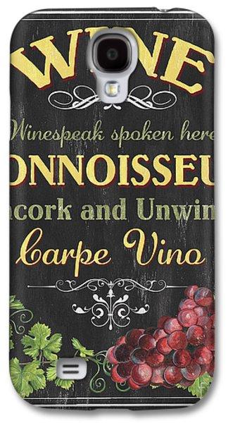 Wine Cellar 2 Galaxy S4 Case