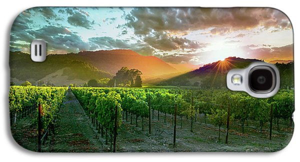 Wine Country Galaxy S4 Case