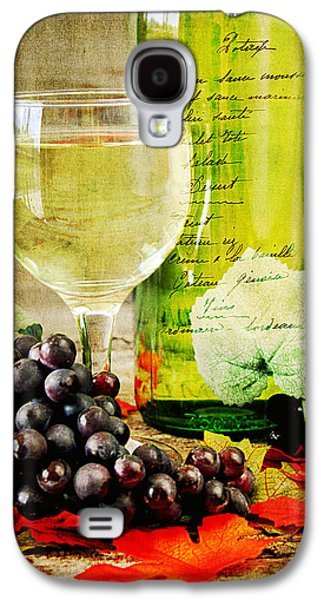Wine Galaxy S4 Case by Darren Fisher