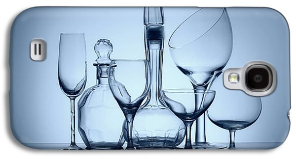 Wine Decanters With Glasses Galaxy S4 Case