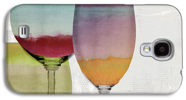 Wine Prism Galaxy S4 Case by Mindy Sommers