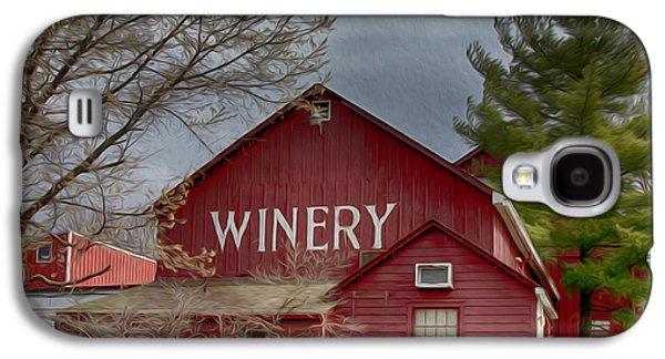Winery Bucks County  Galaxy S4 Case by Tom Gari Gallery-Three-Photography