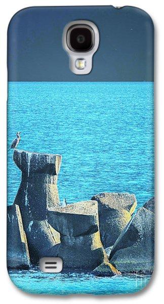 Winged Conqueror Galaxy S4 Case