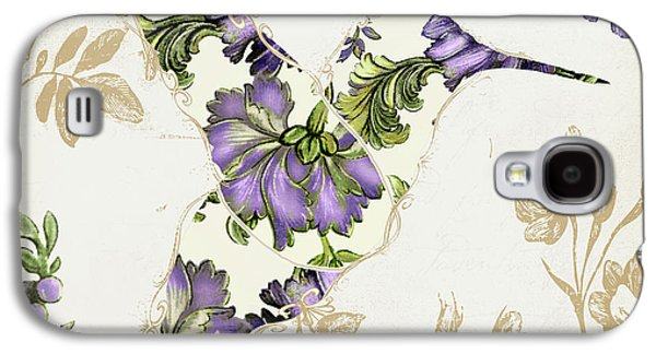 Winged Tapestry IIi Galaxy S4 Case by Mindy Sommers