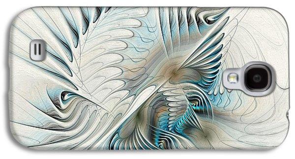 Wings Of An Angel Galaxy S4 Case
