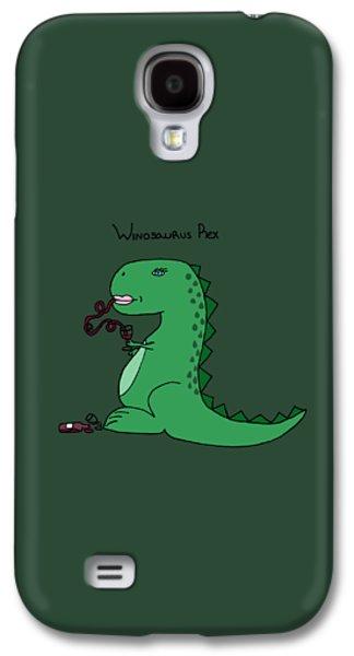 Winosaurus Rex Galaxy S4 Case