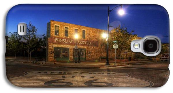 Winslow Corner Galaxy S4 Case by Wayne Stadler