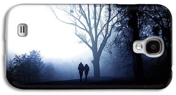 Winter Afternoon II Galaxy S4 Case by Cambion Art