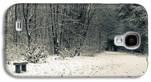 Winter Bridleway Galaxy S4 Case by Andy Smy