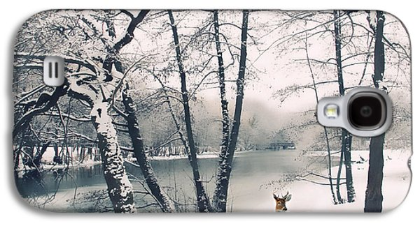 Winter Calls Galaxy S4 Case by Jessica Jenney