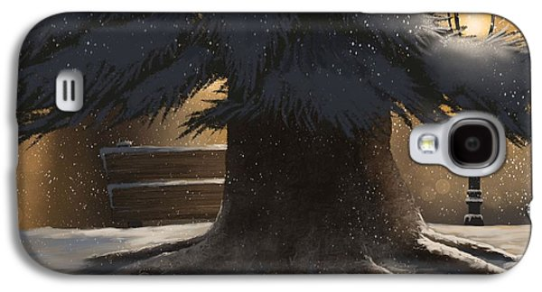 Winter Day Galaxy S4 Case