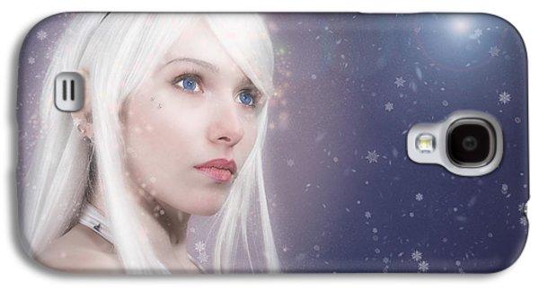 Winter Fae Galaxy S4 Case