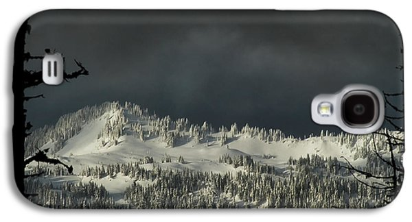 Winter In North Cascades Galaxy S4 Case