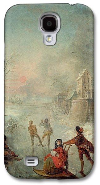 Winter Galaxy S4 Case by Jacques de Lajoue