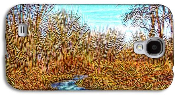 Winter River Breeze Galaxy S4 Case
