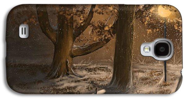 Winter Silence Galaxy S4 Case by Veronica Minozzi