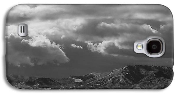 Winter Sky Galaxy S4 Case