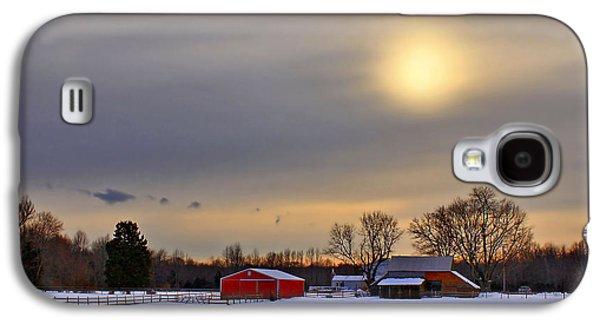 Winter Sun Galaxy S4 Case