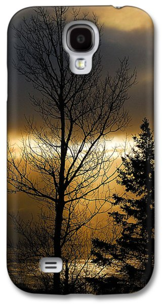 Winter Sunrise 2 Galaxy S4 Case by Sebastian Musial
