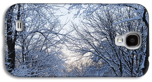 Winter Sunrise Galaxy S4 Case