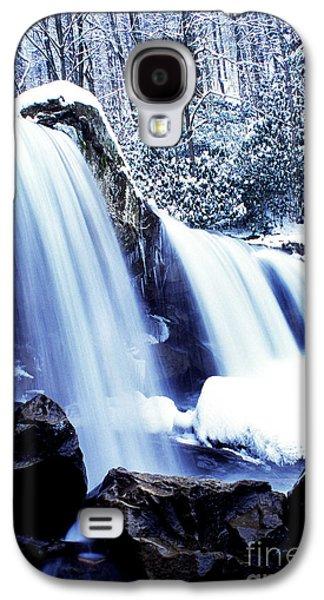Winter Waterfall Galaxy S4 Case