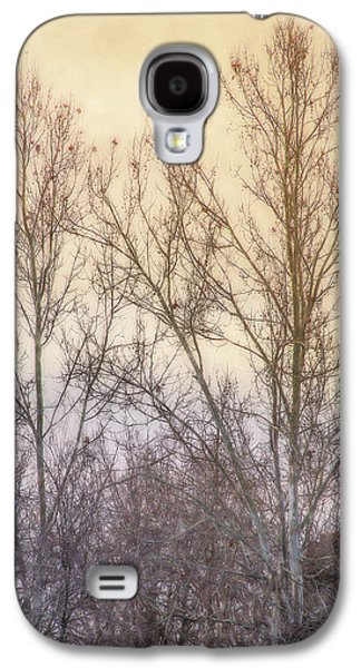Winter Whisper In The Trees Galaxy S4 Case by Terry Davis