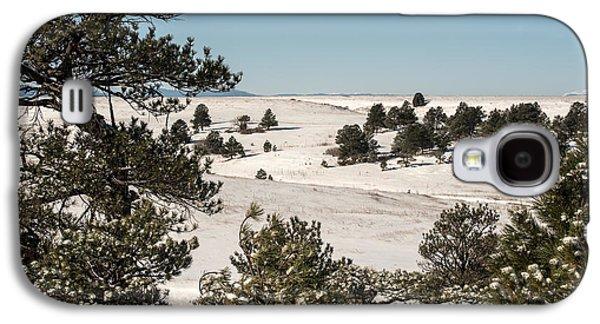 Winter Wonder Land Galaxy S4 Case
