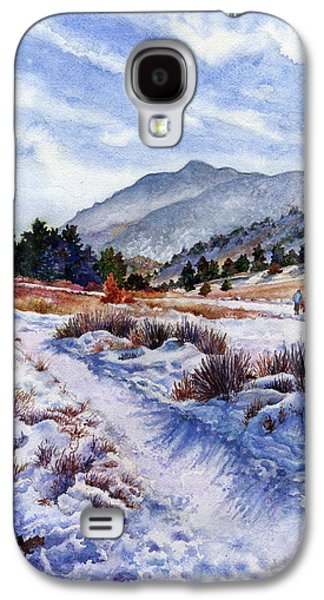 Winter Wonderland Galaxy S4 Case by Anne Gifford